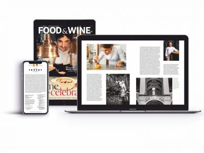 Food&Wine Concorso Callipo