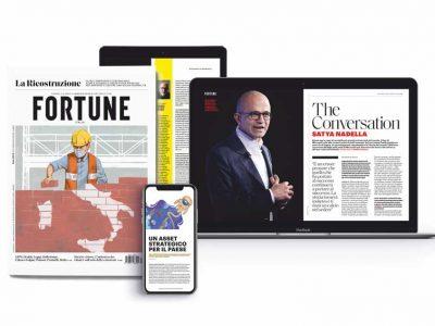 Fortune Edizione Cartacea e Digitale
