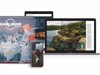 Lonely Planet Edizione Cartacea e Digitale