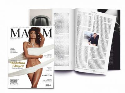 Maxim Edizione Cartacea