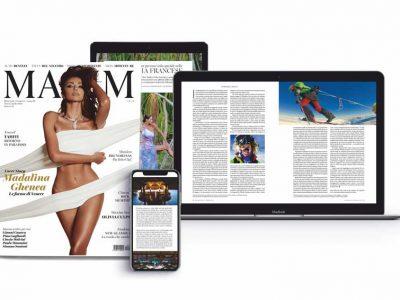 Maxim Edizione Cartacea e Digitale